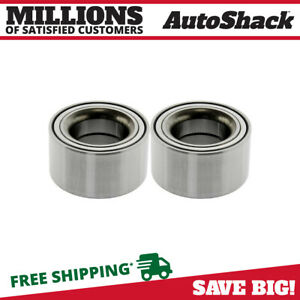 Rear Wheel Bearing Pair 2 For Ford Explorer Sport Trac Mercury Mountaineer 4 6l