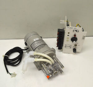 Cole parmer Masterflex 7553 75 Vari speed Peristaltic Pump Drive W 7015 21 Head