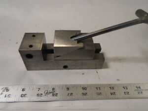 Machinist Tools Lathe Mill Machinist Tool Makers 1 7 8 Grinding Vise