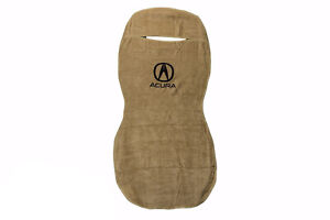 New Universal Seat Armour Acura Logo Front Seat Cover Towel For Integra Tl Tsx