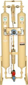 Explosion Proof Desiccant Air Dryer 150 Cfm Van Air Systems Hlxa 120