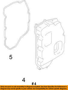 Ford Oem Transaxle Parts Side Cover Cv6z7g004a