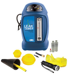 Otc 6522 Smoke Machine Leak Detection System With Flow Meter