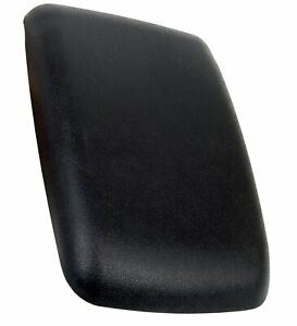87 93 Mustang Console Armrest Pad Black