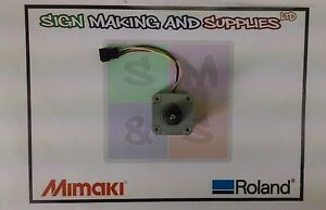 Roland Sc545 Pump Motor Aj Cj Fj Sj Sc Solvent Printer Parts Maintenance