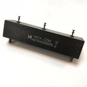 H67x04od20tts 67x04od20tts High Voltage Rectifier Diode