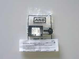 Aro Fluid Power 5030 05 Manual Air Control Valve
