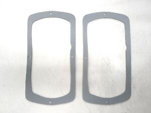 65 1965 Ford Fairlane Taillight Lens Gaskets New