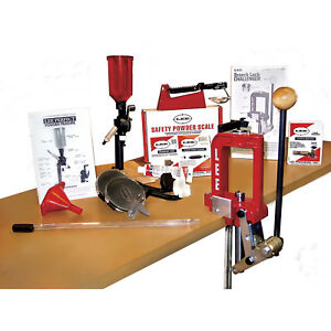 Lee Precision 50th Anniversary Challenger Kit 90050