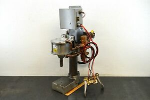 Air Mite Dap19 Pneumatic Press Two Hand Anti tie Down Safety Control 1 5 Stroke