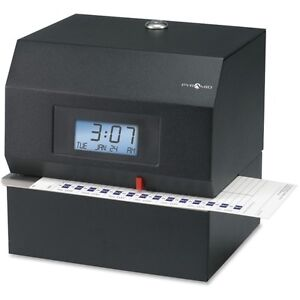 Pyramid Time Systems 3700 Heavy duty Time Clock Document Stamp Card