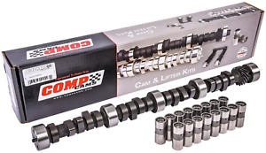 Comp Cams Cl12 601 4 Chevy Sbc 350 400 Mutha Thumpr Camshaft Lifter Kit Choppy