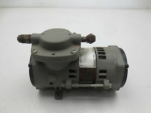 Thomas Vacuum Pump 107cab18 035b Used