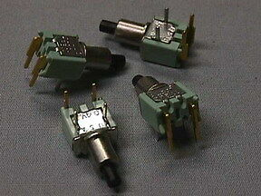 7 Alcoswitch Tpb11 R a Tiny Pushbutton Switches Spst No