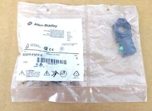 Lot Of 20 New Allen Bradley 800fp f6px10 Blue Push Button s
