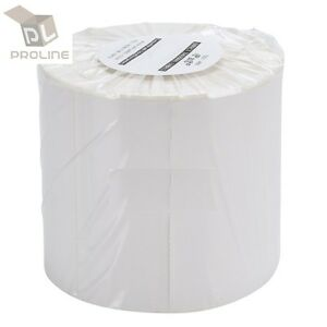20 Rolls Direct Thermal Shipping Labels 500 roll 4x6 For Zebra Zp450 Eltron 2844