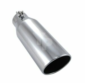 Ford Super Duty Diesel Powerstroke Pypes 4 0 In 6 0 Out 12 Long Exhaust Tip