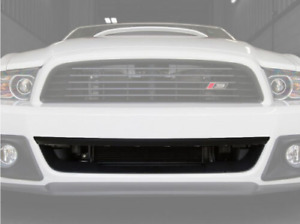 2013 2014 Ford Mustang Roush High flow Lower Front Grille Grill Delete Opening