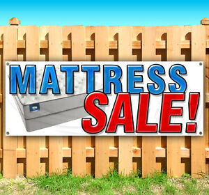Mattress Sale Advertising Vinyl Banner Flag Sign Many Sizes Available