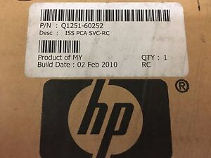 Q1251 60252 Hp Designjet 5500 Ink Supply Station iss Pc Board
