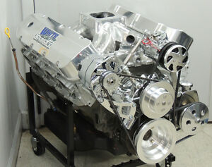 Big Block Chevy 572 Bbc Turn Key 745hp H beam Hyd Roller Crate Motor