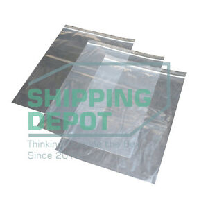 1 1000 9x12 2mil Reclosable Resealable Clear Ziplock Plastic Bags 9 X12