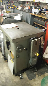 State 121 Oscillating Spindle Drum Sander