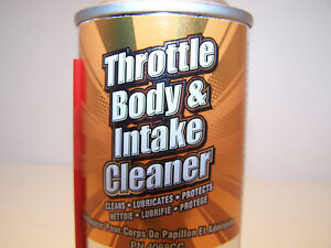 Bg Throttle Body Intake Cleaner 4068cc 1 Can For Professional Use Service
