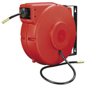 Legacy L8250 3 8 X 50 Retractable Air Hose Reel