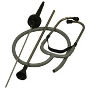 Lisle 52750 Stethoscope Kit For Mechanical And Air Induced Sounds