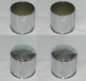2 Open 2 Closed 4x4 Eagle Alloys 3118 Wheel Rim Center Cap Chrome 4 25 Bore