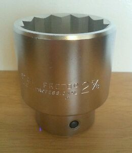 Proto 2 5 8 Professional Socket 1 Drive 12 Point 5784 Made In The Usa