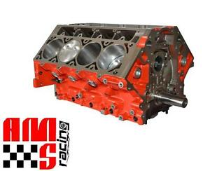 Ams Racing Built 4 Boost Lsx 427 Ci Forged Short Block W Wiseco Pistons