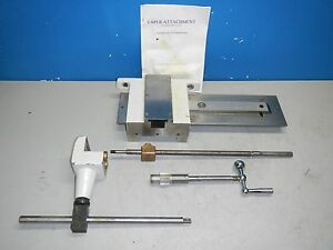 Professional C6232d 16 Swing Engine Lathe Taper Attachment Qty 1
