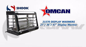 Omcan Dw cn 0902 21570 Commercial 36 Hot Food Warmer Ny