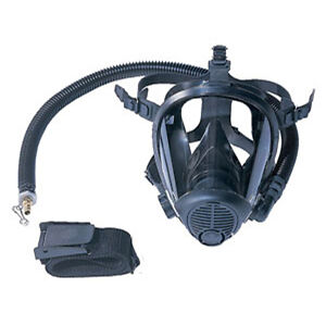 Sas Safety 9814 05 Full Face Supplied Respirator Med