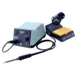 Weller Wes51 Analog Soldering Station W power Unit Pencil Stand