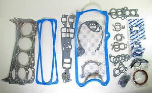 Engine Pro 30 1269 Gaskets Full Set Chevy 5 7l 350 Set