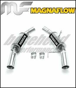 Magnaflow 16793 Competition Series Axle Back Exhaust 2005 2009 Mustang 4 6l V8