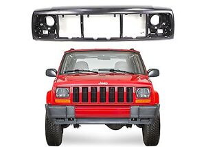 1997 2001 Jeep Cherokee Xj Replacement Front Header Panel New Free Shipping Usa