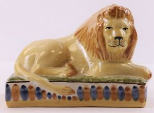 Staffordshire Recumbent Lion