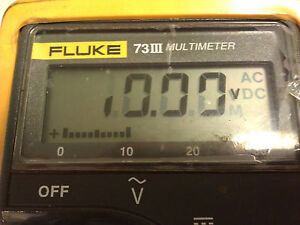 Fluke 73iii Display Repair Kit And Step By Step Photo Instructions