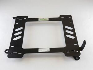 Planted Seat Bracket For 1992 1996 Honda Prelude Driver Left Side Racing Seat