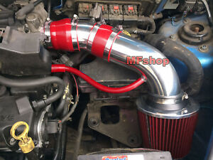 Red For 2001 2009 Chrysler Pt Cruiser 2 4l L4 Non turbo Air Intake System Kit