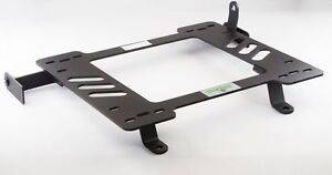 Planted Seat Bracket For 1991 1994 Audi S4 C4 Chassis Passenger Side Racing
