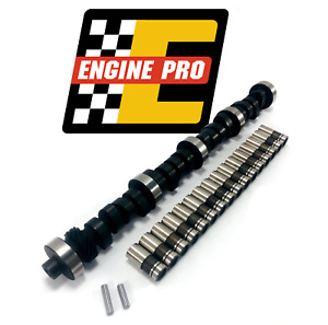 Stage 2 Hp Camshaft Lifters Kit For Ford Sbf V8 289 302 448 472 Lift