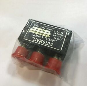 Dc 4ghz N 26v 108 2000 2600 Coaxial Switch Automate