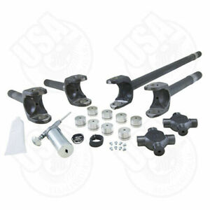 Usa Standard 4340 Chrome moly Replacement Axle Kit For 77 91 Gm Dana 60 Front