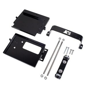 Dual Battery Tray 97 06 Jeep Wrangler