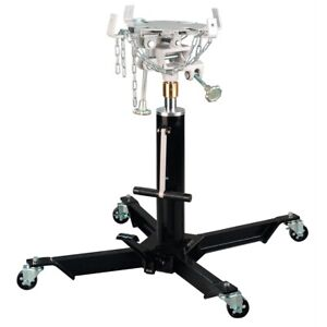 1000 Pound 2 Stage Telescoping Hydraulic Transmission Jack Ome41000 Brand New